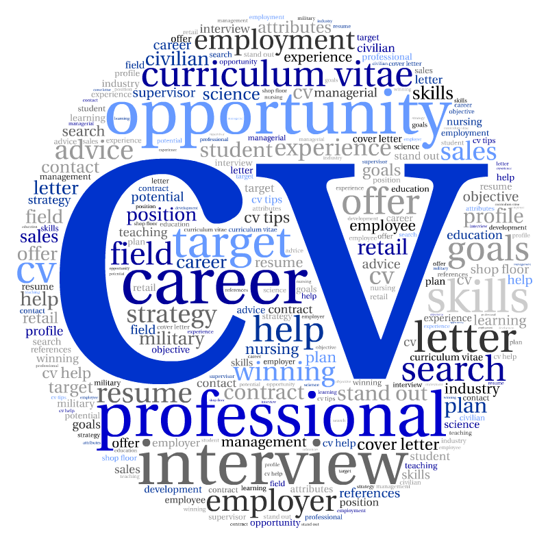 Professional CV Writing Service | Improve my CV
